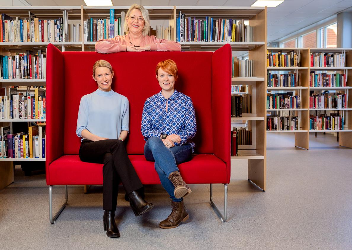 Hälsinglands Utbildningsförbund, Framtidens Karriär - Gymnasielärare