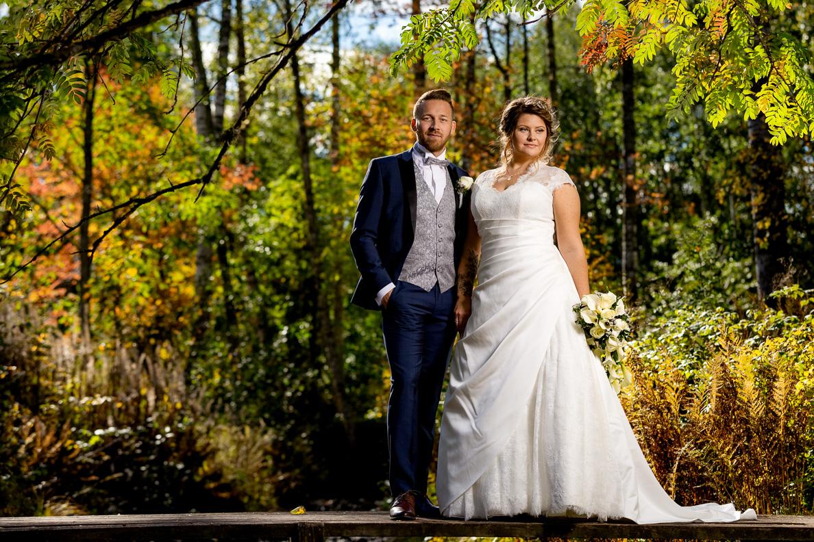 Bröllopsfotograf Bollnäs