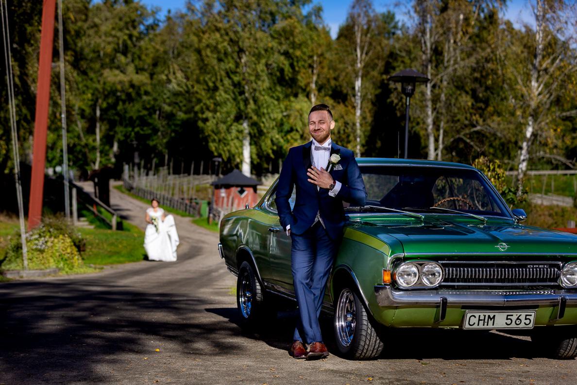 Bröllopsfotografering Växbo, Bollnäs