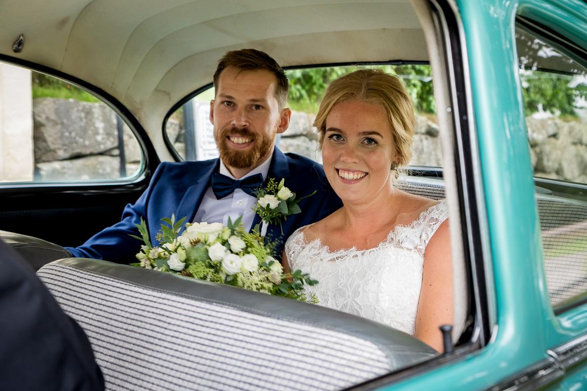Bröllopsfotografering Ovanåkers Kyrka